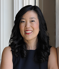 Michelle Rhee, the high-profile and sometimes brash education reformer, spoke in Fort Worth Thursday at the Texas Charter Schools Conference.