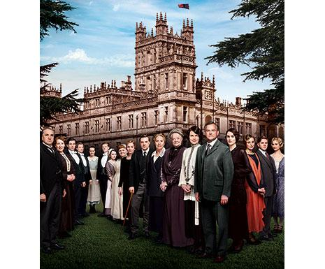 They're baaaack! Downton Abbey returns 8 p.m. Sunday on KERA-TV, Channel 13.