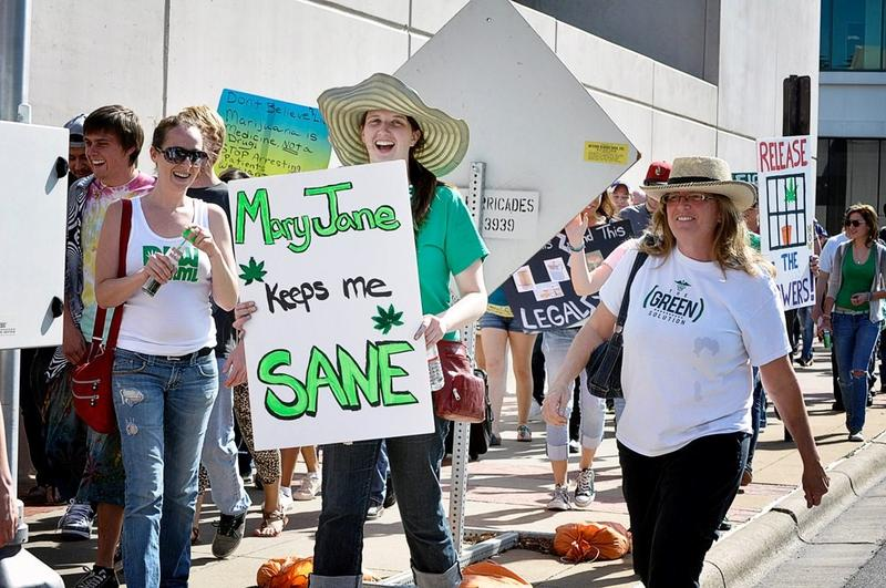 Marijuana supporters will gather in Dallas for a conference this weekend.