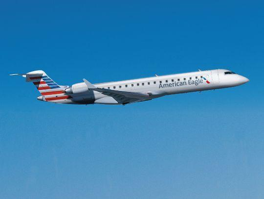 American Airlines' regional carrier, American Eagle, is changing its name to Envoy.