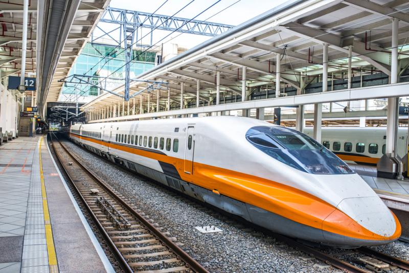 A proposed high-speed train could take passengers from Dallas to Houston in 90 minutes -- it's still several years from happening.