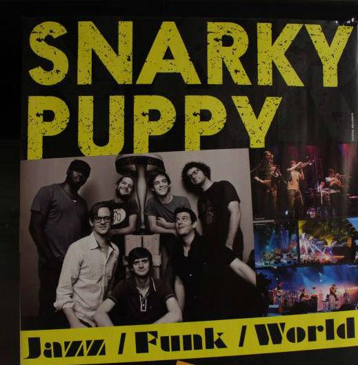 Denton-born Snarky Puppy won a Grammy Sunday.