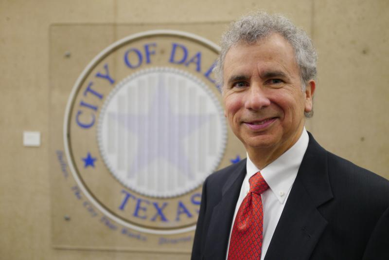 A.C. Gonzalez, the new Dallas city manager, says his $400,000 salary is appropriate.