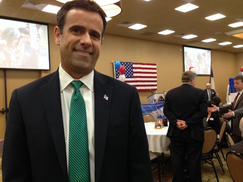 John Ratcliffe, former U.S. Attorney for the Eastern District of Texas, is one of Hall's challengers. He says Hall is no longer an effective leader.
