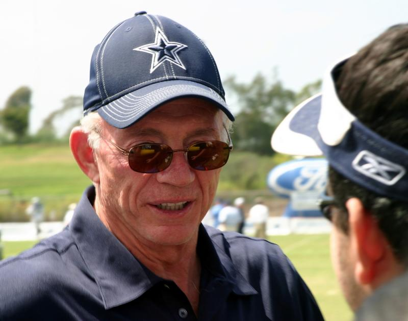 Twenty-five years ago this week, Jerry Jones took over the Dallas Cowboys.