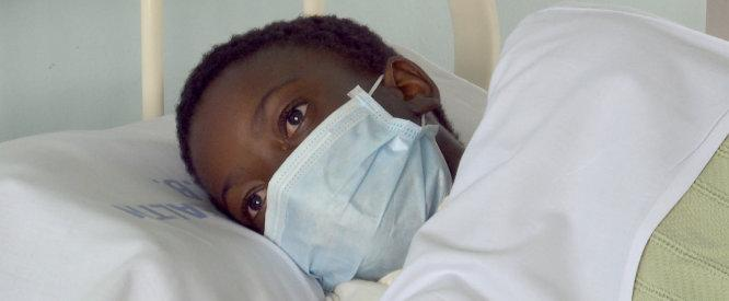 A new study estimates nearly 1 million children get TB each year.