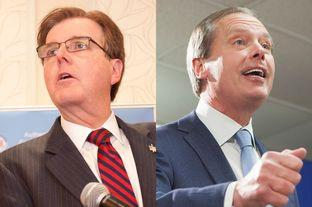 Dan Patrick and David Dewhurst will face each other in a May 27 runoff for the GOP lieutenant governor nomination.