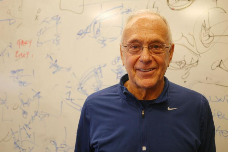 Larry Brown has coached for 10 NBA teams and three college programs.
