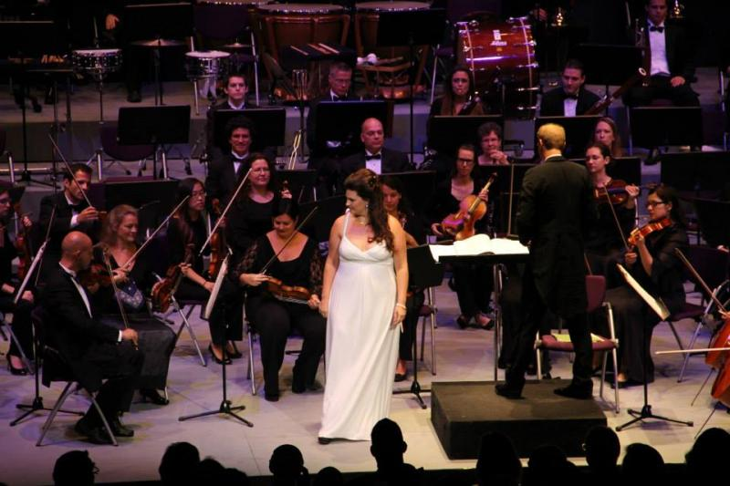 Audra Methvin won first place at the Meistersinger Competition in Austria in 2013.