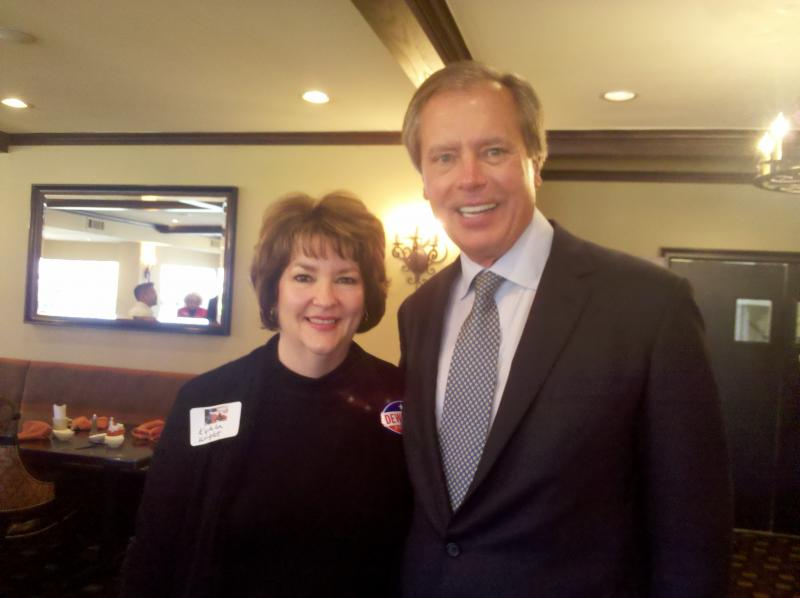 Kyleen Wright of Texans for Life says she'll urge pro-life supporters to vote for Dewhurst.