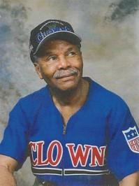 From 1946 to 1951, Bill Blair pitched for the Indianapolis Clowns and other Negro League teams.