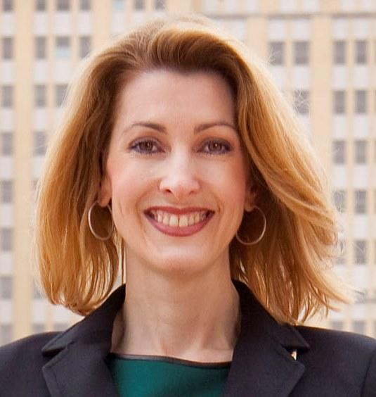 Colleen Walker will be the second CEO of the Perot Museum starting in June.
