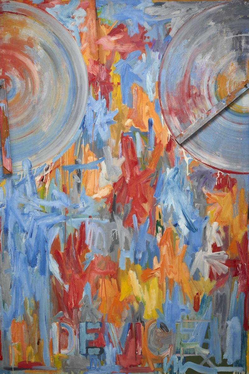 Jasper Johns, 'Device,' 1961-1962