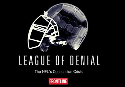 """League of Denial,"" a Frontline documentary, is one of this year's Peabody Award recipients."