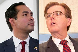 Tonight, San Antonio Mayor Julian Castro debates state Sen. Dan Patrick about immigration reform.