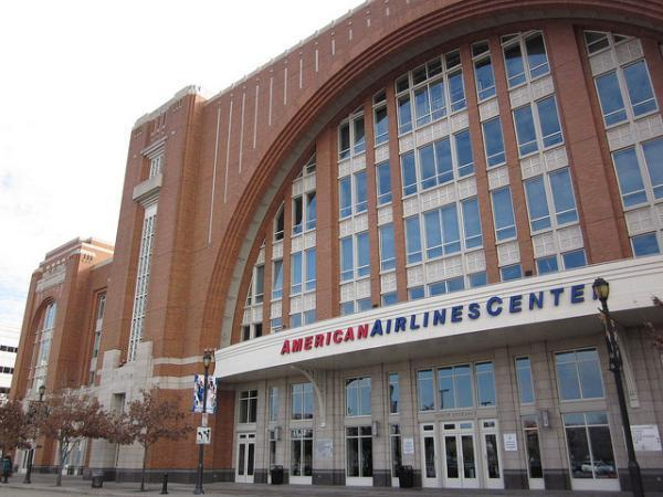 If the 2016 Republican Convention happens in Dallas, American Airlines Center would host the event.