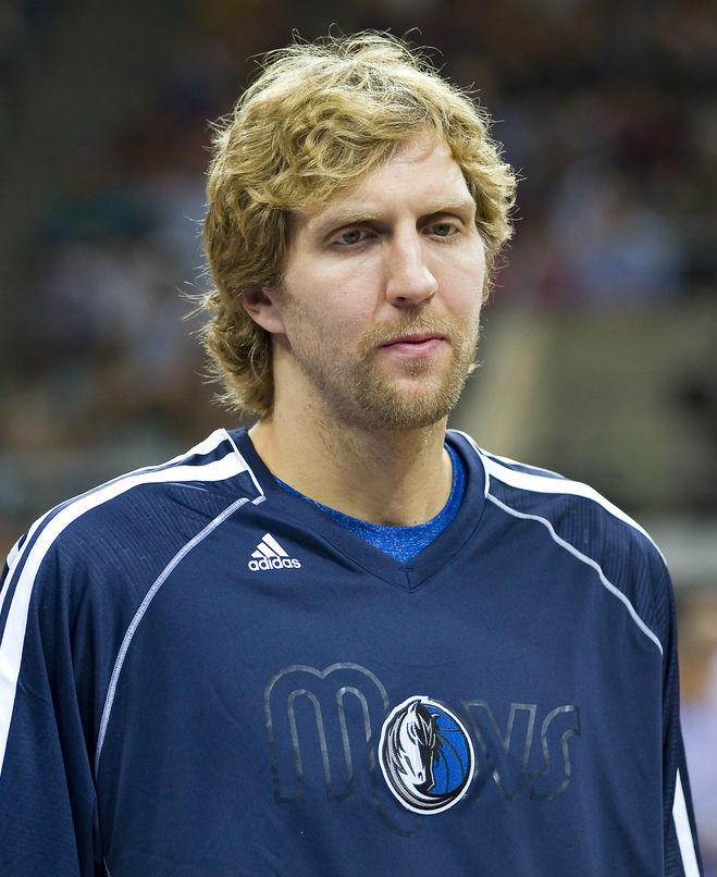 It's playoff time for Dirk Nowitzki and the Dallas Mavericks. They face the San Antonio Spurs this weekend. Meanwhile, the Dallas Stars are also in the playoffs -- against the Anaheim Ducks.