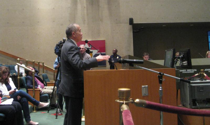 Dallas ISD Superintendent Mike Miles outlined his reform efforts to improve the school district.