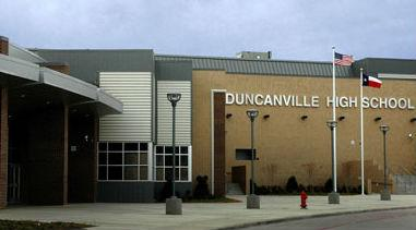 Students say the Duncanville ISD school code hadn't been enforced all year.