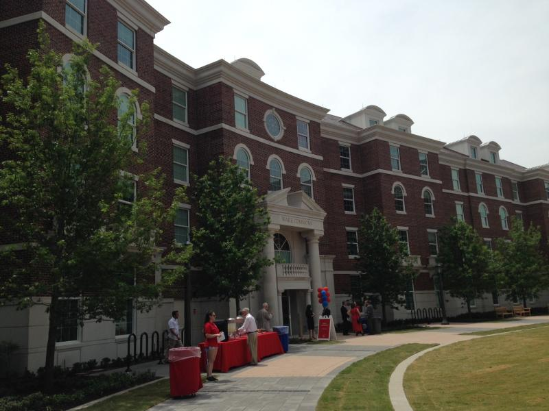 SMU recently unveiled its new Residential Commons Complex for first-year and sophomore students.