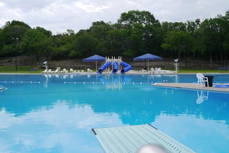 The Forest Park Pool is the oldest pool in Fort Worth, it opened in 1922.