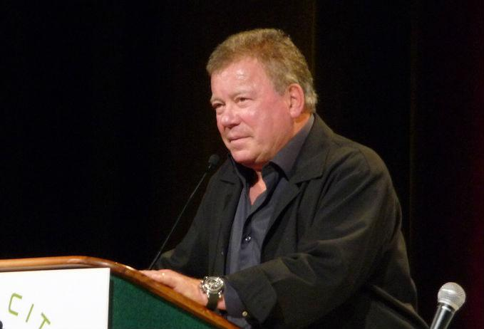 William Shatner is among the stars who will be at the Dallas Comic Con this weekend.