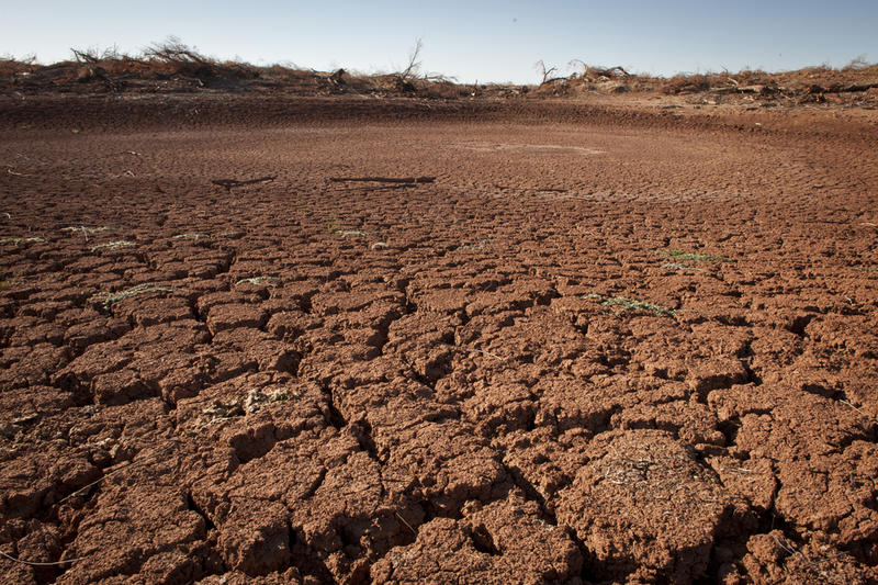 Some parts of West Texas are now drier than the 1930s Dust Bowl.