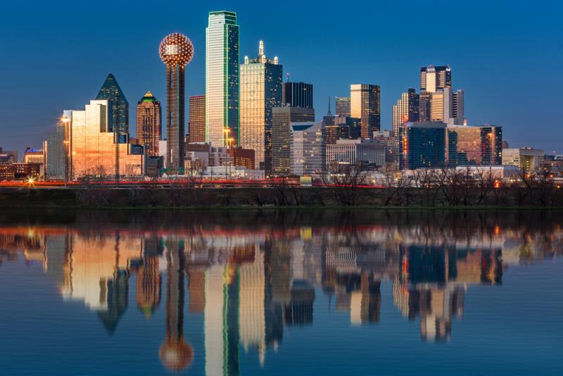 Dallas wants to host the 2024 Summer Olympics.