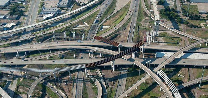 Portions of I-635E will be closed on Friday night.