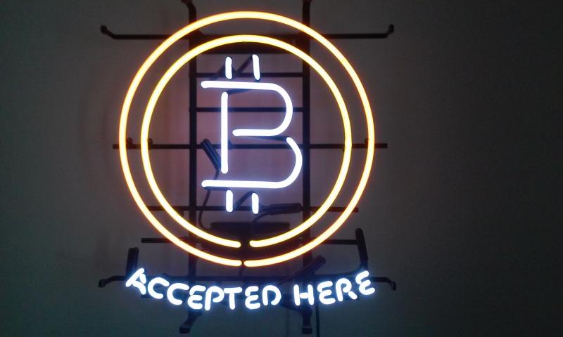 More local businesses are accepting Bitcoin as a form of payment for goods and services.