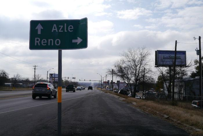 The Azle-Reno area is the epicenter of the earthquakes that have struck North Texas since Nov. 1