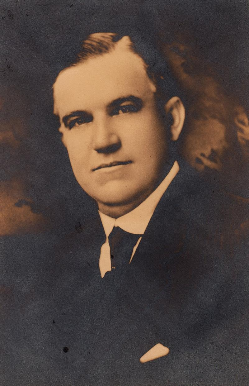 Dallas banker J. Howard Ardrey helped convince the Wilson administration to locate a new Federal Reserve Bank in Dallas.