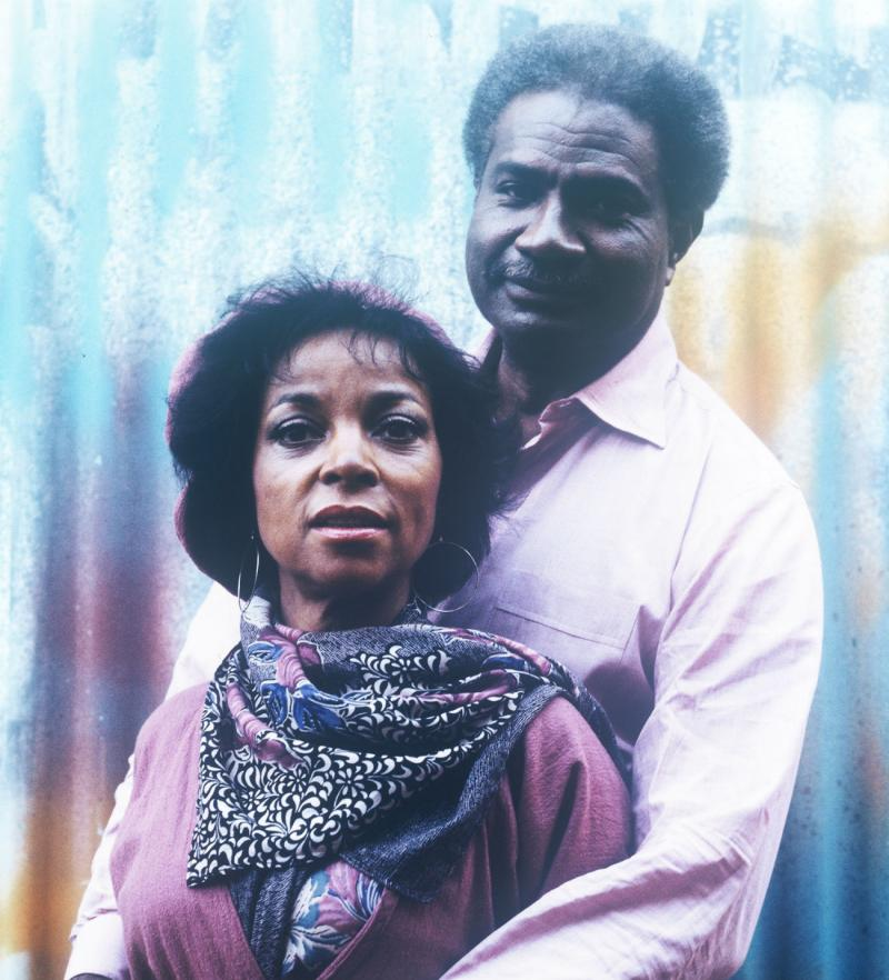 In the early '80s, Ruby Dee and Ossie Davis produced and hosted a variety show from the KERA studios.