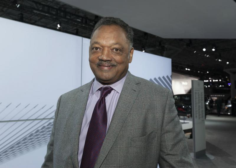 Rev. Jesse Jackson has been a civil rights leader for 50 years.