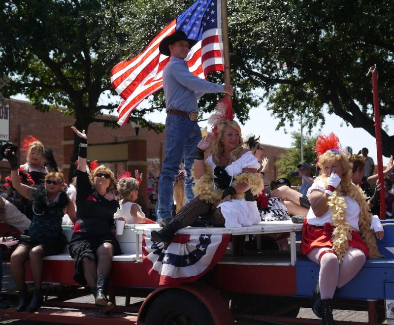 Cowboy Celebration Parade