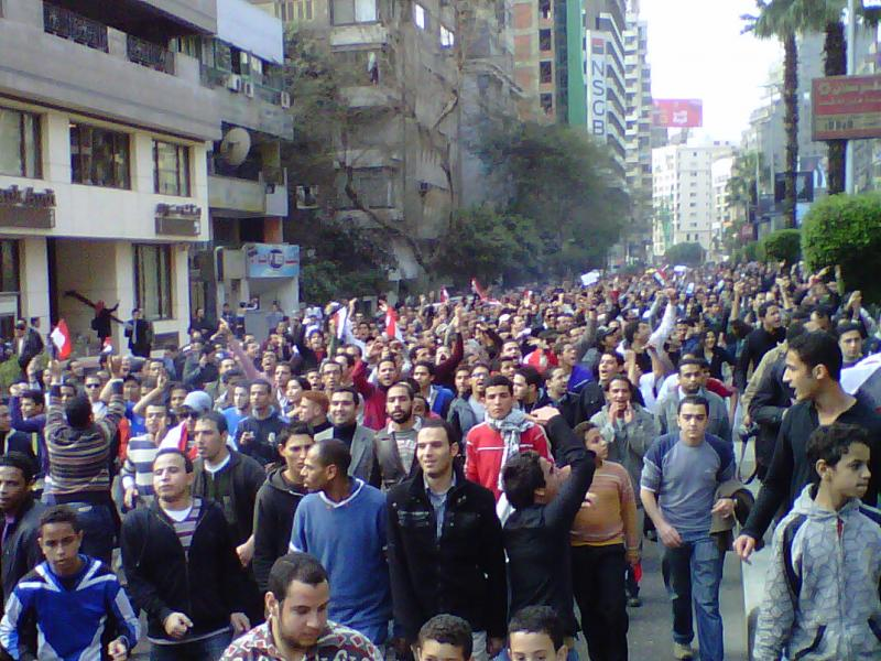 The 2011 Arab Spring uprisings were spearheaded by the region's young millennials.