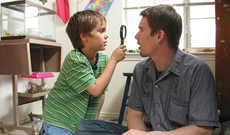 As expected, 'Boyhood' is a contender for Best Picture - and five other Academy Awards.