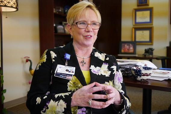 J.R. Labbe, a JPS spokeswoman, says the hospital has received at least 80 donations so far to help the Brantly family.