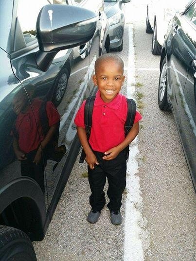 Payhton Christman is in pre-K in Cedar Hill ISD.