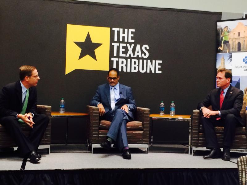 Texas Tribune Editor-In-Chief Evan Smith, Rep. Garnet Coleman, and Rep. John Zerwas discuss another try at passing legislation to access billions in Affordable Care Act funding.