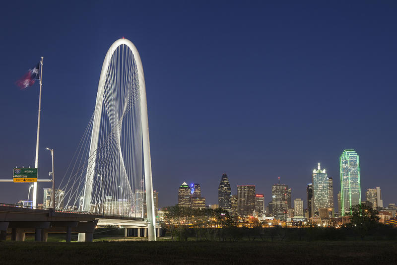 Where does Dallas lie on the political spectrum? Its the second most liberal big city in Texas.