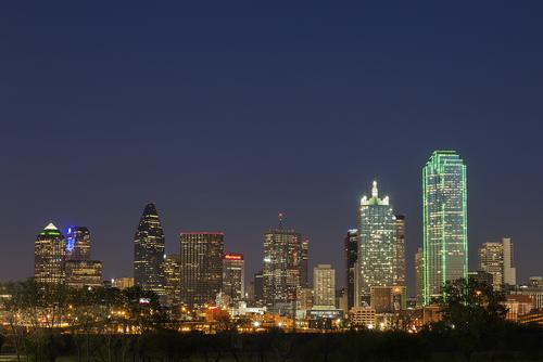 Dallas is in the running for an online contest for 'Best International Skyline.'