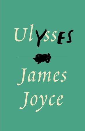 The reimagined cover of <em>Ulysses</em> came from Joyce's description of the color green.