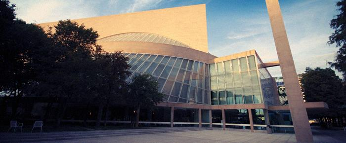 In looking back on the Meyerson's 25 years, KERA-TV will air the documentary <em>Frozen Music: The Making Of A Concert Hall</em> on Friday, September 5 at 8 p.m.