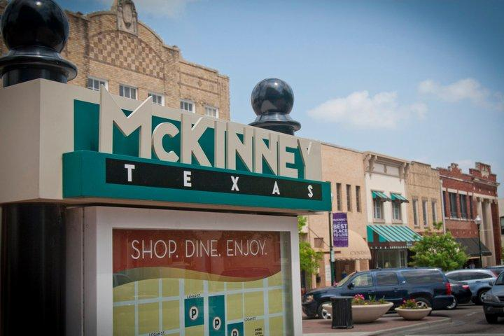 McKinney in Collin County is the best place to live in America, according to Money magazine's 2014 ranking.