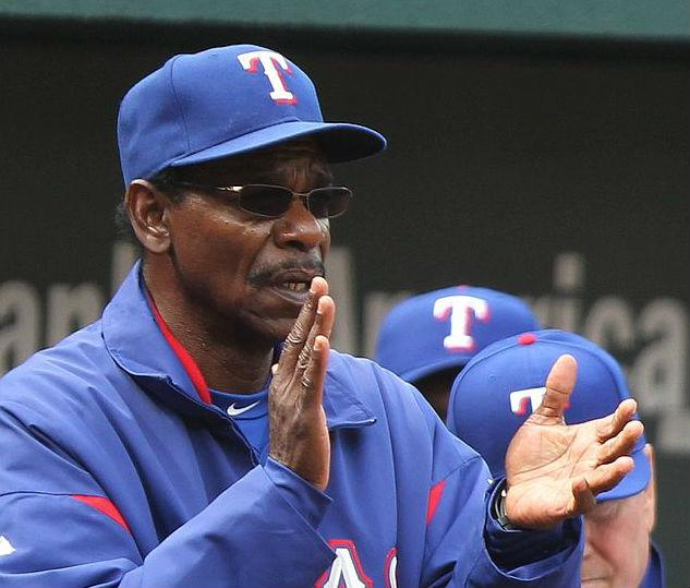 Ron Washington in 2011. The former Rangers manager said Thursday he is embarrassed for being unfaithful to his wife of 42 years.