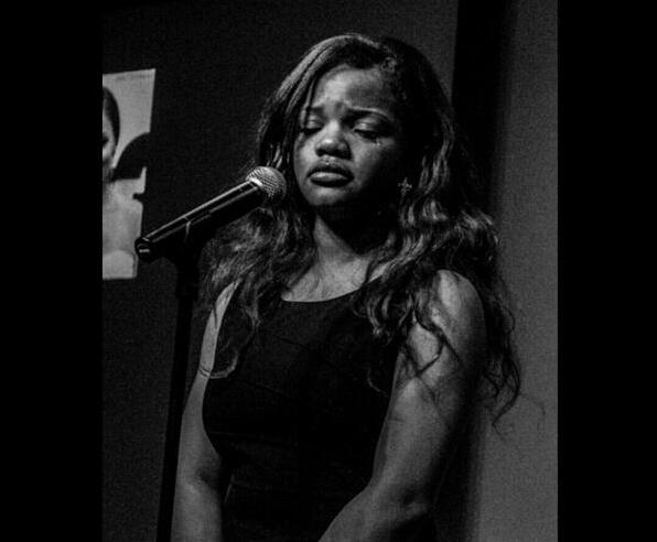 Nytesia Ross is from Tyler and recently performed at a nationwide poetry contest in Washington, D.C.