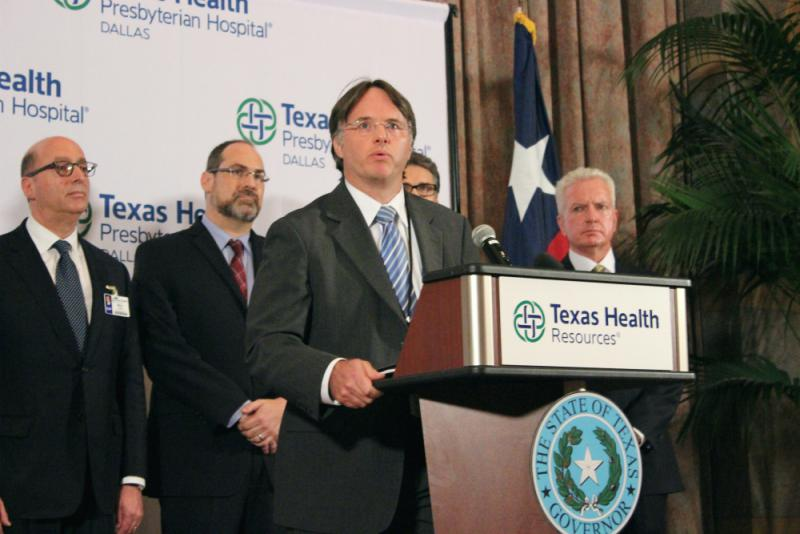 Dr. David Lakey is commissioner of the Texas Department of State Health Services.