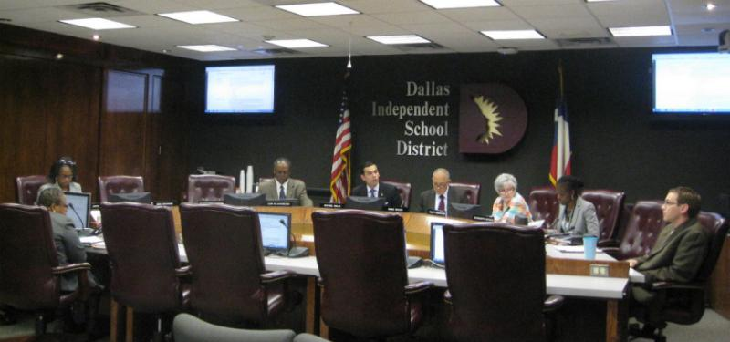 Dallas school board members will start holding open discussions on policies designed to head off heightened trustee-superintendent confrontations. More than 2 weeks ago, Mike Miles ordered officers to remove trustee Bernadette Nutall from a school