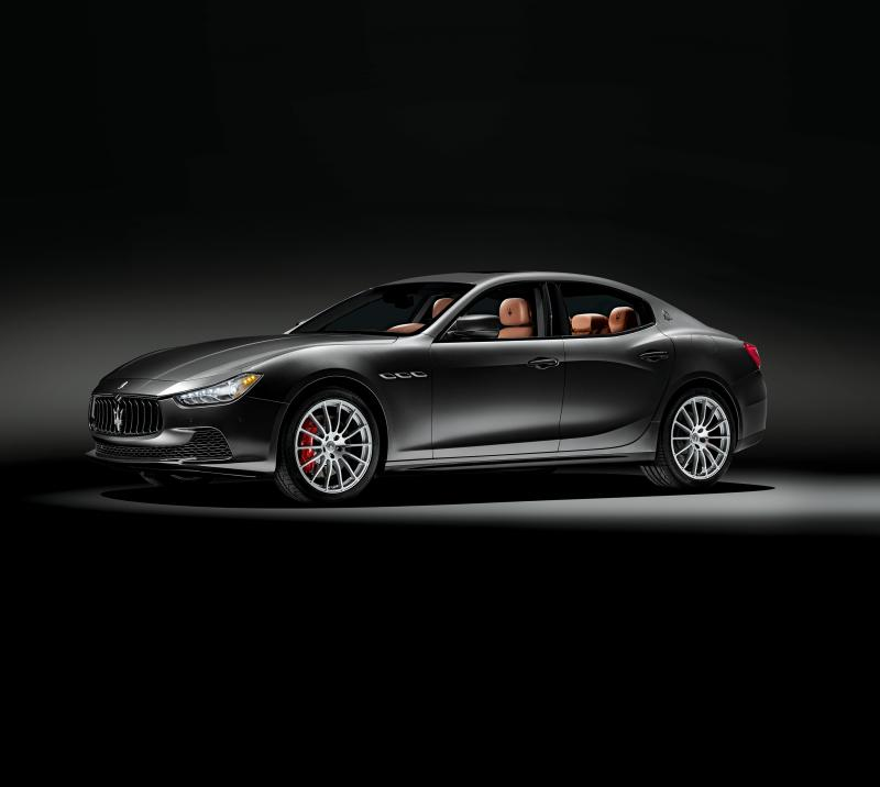 This year's featured car is the 100th anniversary Neiman Marcus Limited-Edition Maserati Ghibli S Q4.